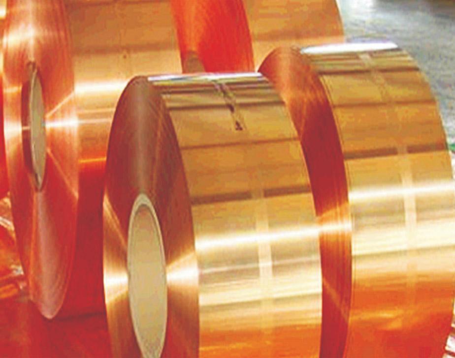 铁青铜板带